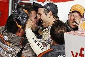 NASCAR XFINITY Top List GALERÍA: Las imágenes de la victoria de Daniel Suárez