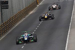 Formule 3: overig Raceverslag Macau GP: Felix da Costa wint voor Rosenqvist