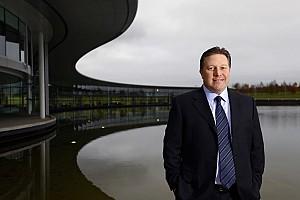 Fórmula 1 Noticias McLaren anuncia el fichaje de Zak Brown como director ejecutivo