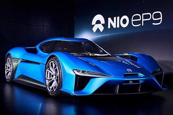 NextEV reveals new electric hypercar set Nordschleife record