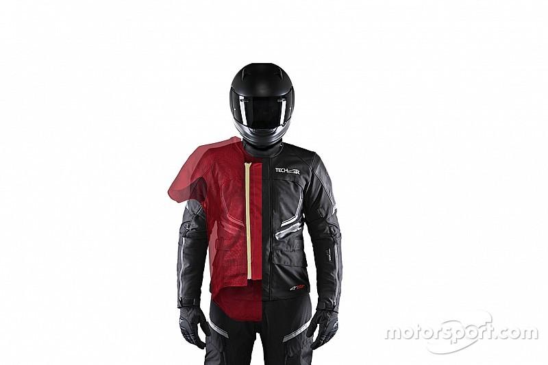 Airbag obligatorio en MotoGP, de la pista a la calle