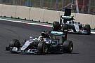 Hamilton - Ralentir Rosberg, une tactique