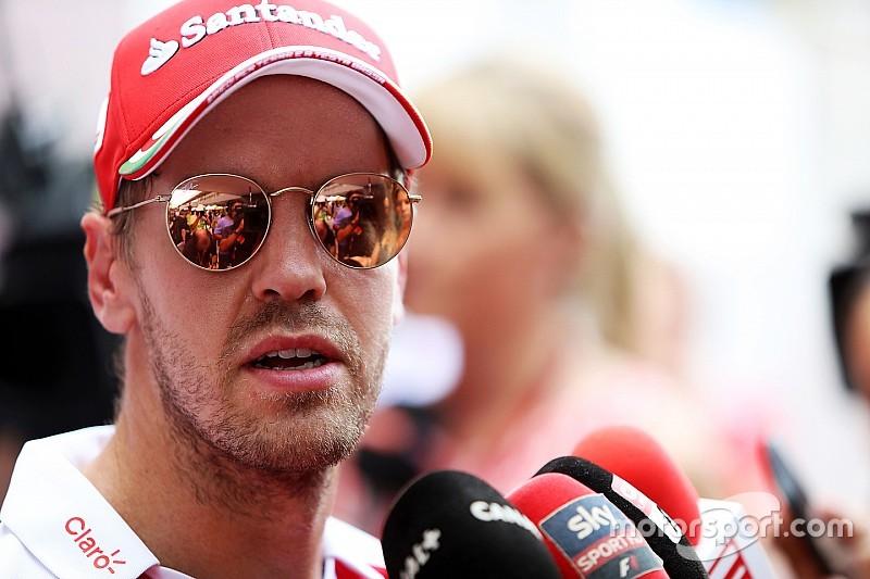 Vettel dice que no pueden estar orgullosos con su temporada