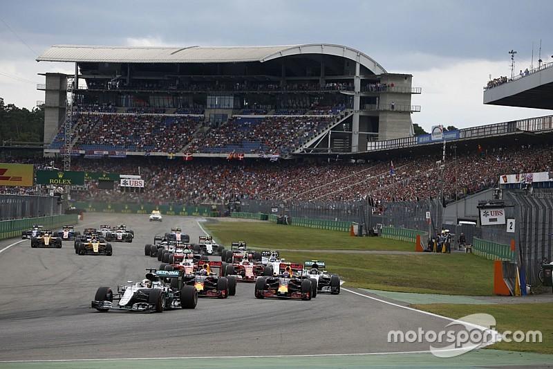 """分析:新F1引擎规则无助于为德国大奖赛找""""备赛"""""""