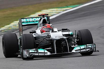 Vor 4 Jahren: Das letzte Formel-1-Rennen von Michael Schumacher