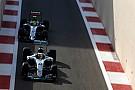 Formel 1 in Abu Dhabi: Die Startaufstellung in Bildern