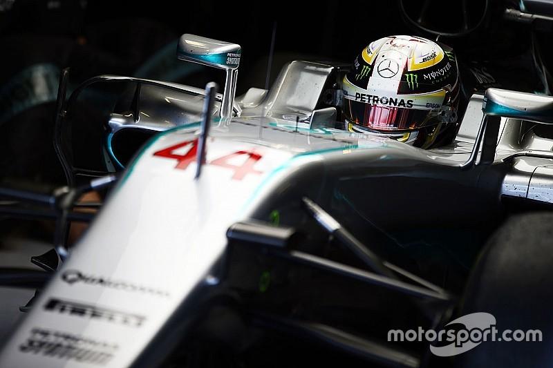 【F1アブダビGP】予選:逆転チャンピオンへハミルトンがポール獲得。ロズベルグは2番グリッド