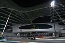 Гран При Абу-Даби: стартовая решетка в картинках