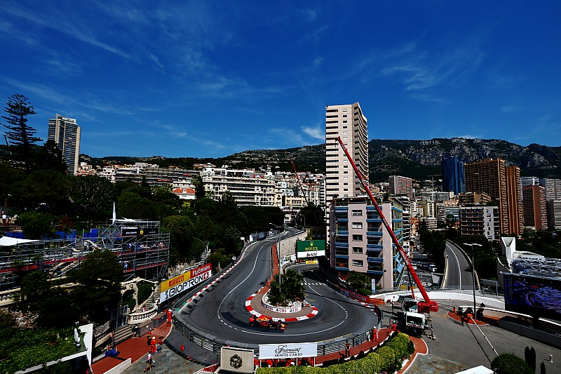 TCR International in voorprogramma Grand Prix van Monaco