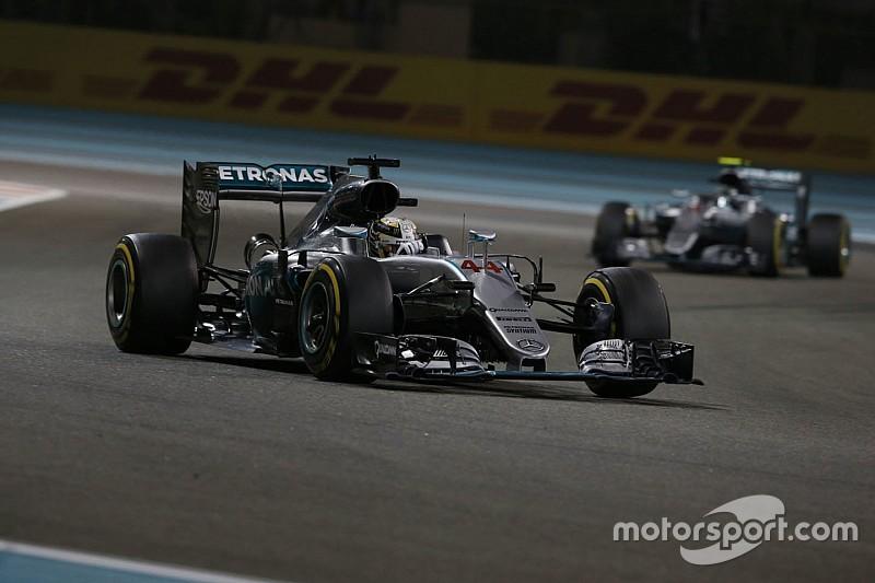 Webber - Hamilton aurait pu faire bien pire contre Rosberg