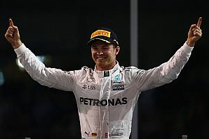 Büyük şok: Nico Rosberg şampiyonluğun ardından F1'den ayrılıyor!