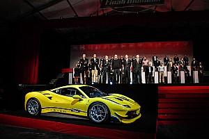 Ferrari Noticias de última hora Ferrari presenta el 488 Challenge turbo para 2017