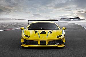 Ferrari Ultime notizie Ferrari svela la 488 Challenge per il 2017