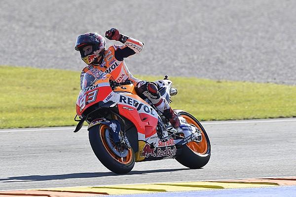 Маркес стал первым лауреатом Autosport в номинации