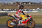 Marquez sabet penghargaan Rider of the Year