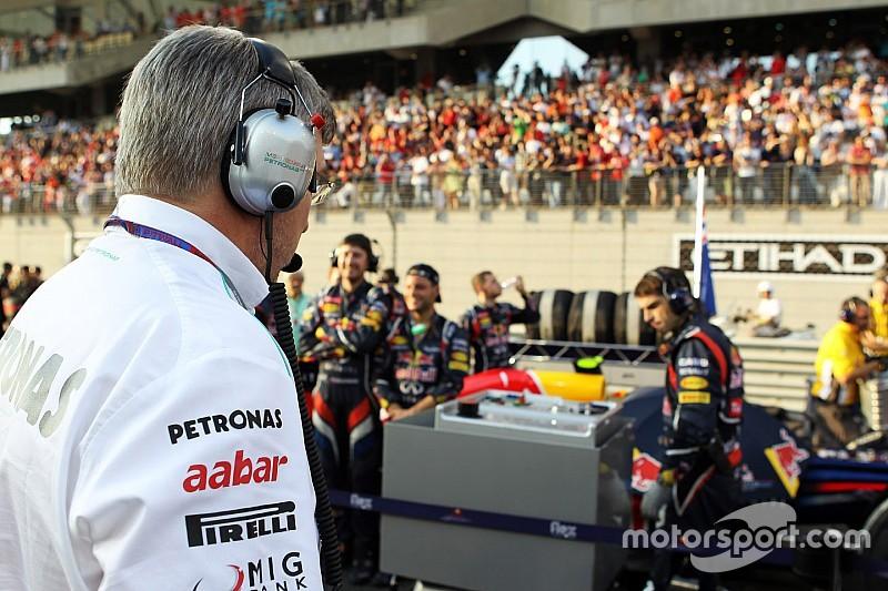 """Brawn: """"Mercedes seguirá estando arriba en 2017"""""""