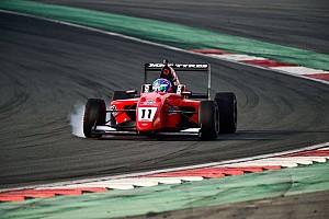 Indian Open Wheel Jelentés a versenyről Dubai MRF Challenge: Drugovich zárt az élen, Mick Schumacher negyedik lett a második futamon