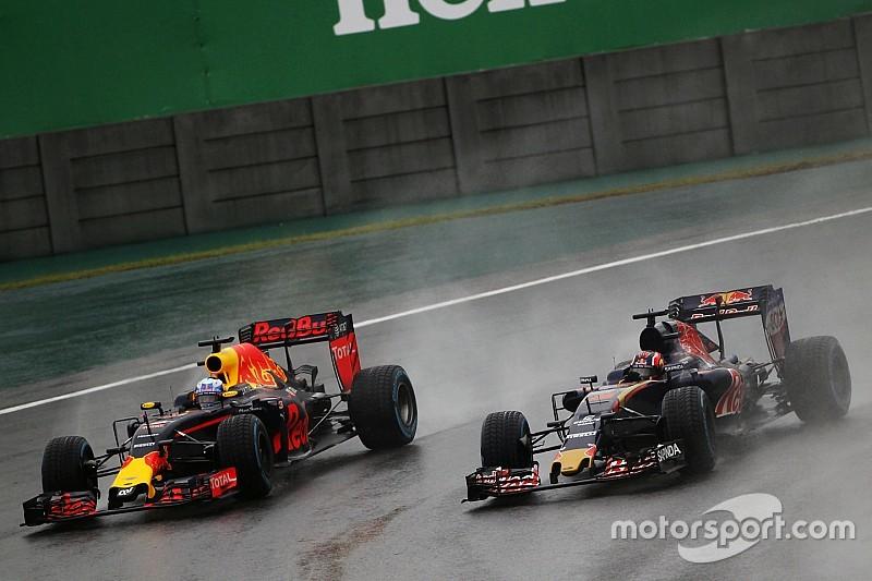 Nauwere samenwerking tussen Toro Rosso en Red Bull vanaf 2018