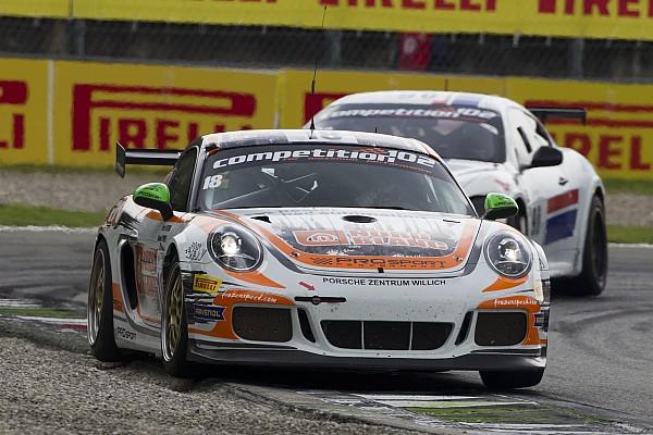 GT4 European Series Nieuws Pirelli blijft bandenleverancier van GT4 European Series