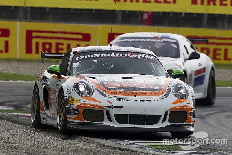 Pirelli blijft bandenleverancier van GT4 European Series