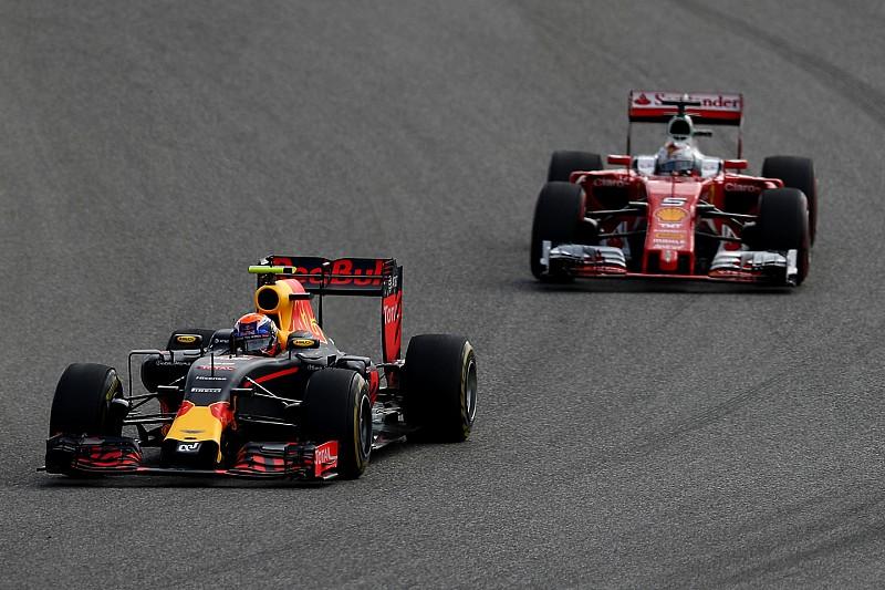 """Horner: """"Begrijp niet waarom concurrentie zeurt over Verstappen"""""""