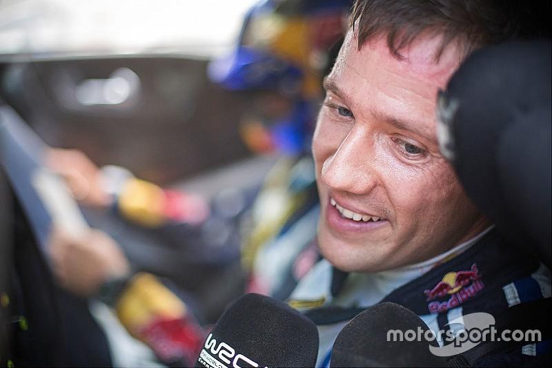 Sebastien Ogier fährt WRC-Saison 2017 für M-Sport