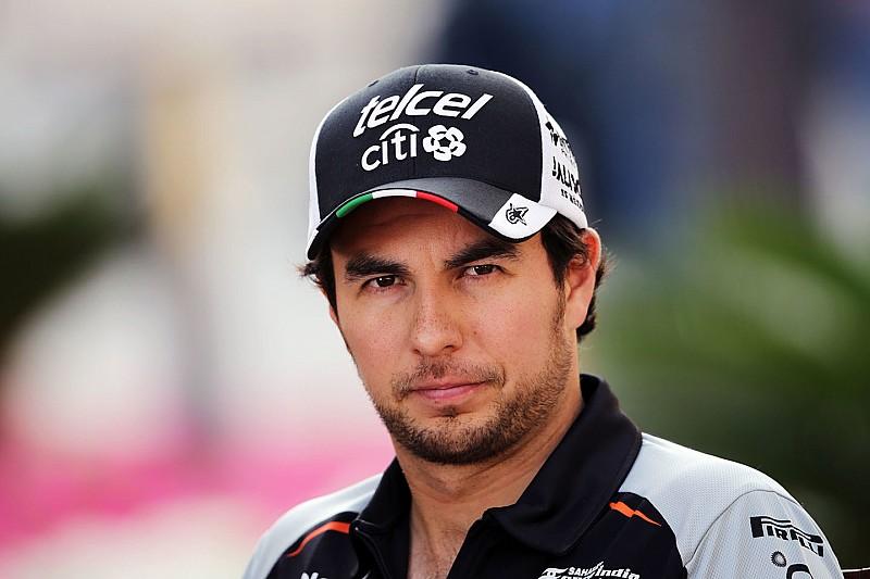 Formel-1-Fahrer Sergio Perez beklagt fehlende Anerkennung