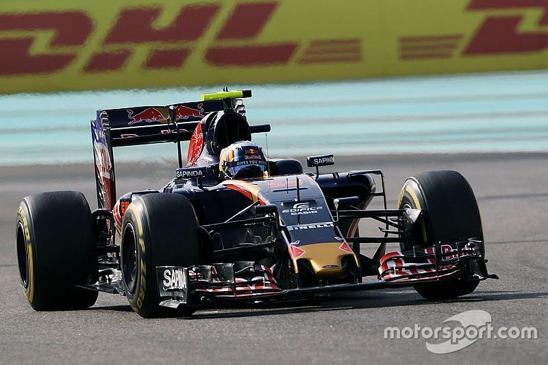 Сайнс: Toro Rosso з двигунами Renault може бути п'ятою