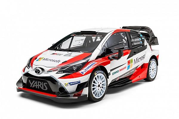 Презентация раллийной команды Toyota: как это было
