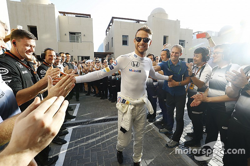 Una oferta de Williams haría tambalear la tercera retirada de Button
