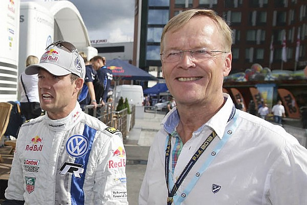 Rally icon Vatanen thrilled by Ogier joining M-Sport