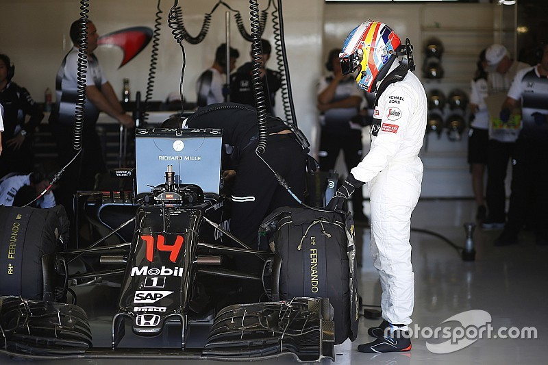 McLaren 2016: його величність Прогрес