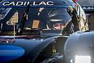 Jeff Gordon debuta con el nuevo Cadillac DPi en el test de Daytona