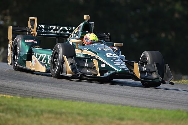 Une saison de plus pour Pigot chez Ed Carpenter Racing