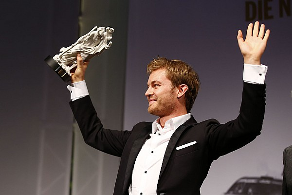 Nico Rosberg ist ADAC-Motorsportler des Jahres 2016