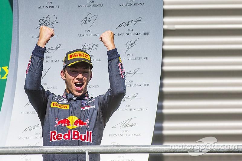 """Red-Bull-Junior Pierre Gasly: """"In einem Jahr sieht alles ganz anders aus"""""""