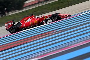 Fórmula 1 Últimas notícias Por F1, Paul Ricard cogita sistema de aquecimento no asfalto