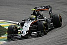 Force India ab 2017 mit Johnnie Walker als Sponsor