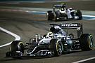 Bilan F1 2016 - Seule la lutte Hamilton/Rosberg a inquiété Mercedes