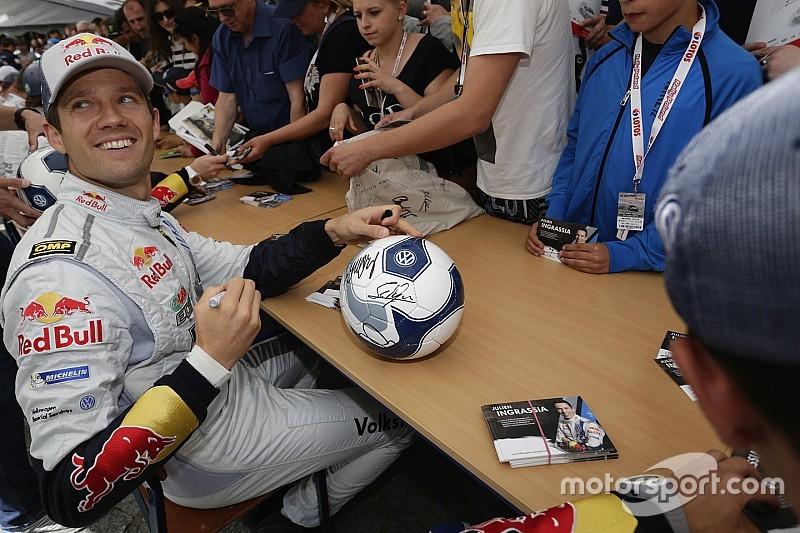 """Ogier ante su llegada a M-Sport: """"No tengo nada que perder"""""""