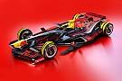 Diaporama - Plongée futuriste dans la Formule 1 de 2030