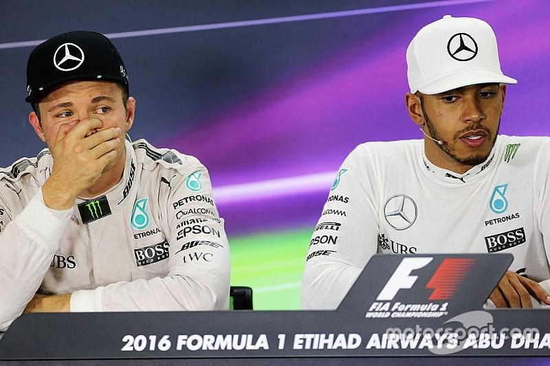 Mercedes 2016: вгамувати двох