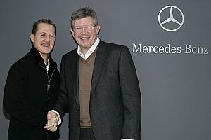 Формула 1 Спеціальна можливість 7 років тому: Повернення Міхаеля Шумахера