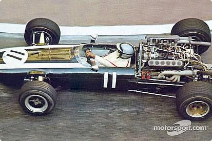 53 años de la primera victoria de México en la Fórmula 1