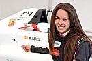 Formula 4 Marta García, la star du karting qui pourrait atteindre la F1