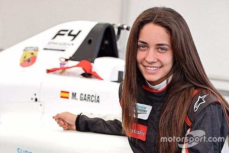 Marta García, la star du karting qui pourrait atteindre la F1