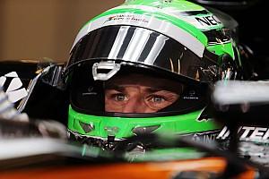 Fórmula 1 Noticias Hulkenberg ya 'simplemente se ríe' de su mala suerte en F1
