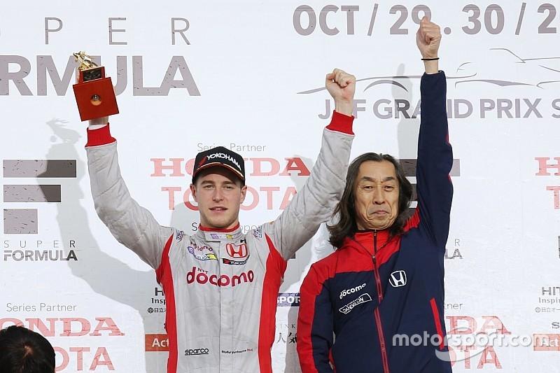 Vandoorne insiste que temporada na Super Fórmula foi válida