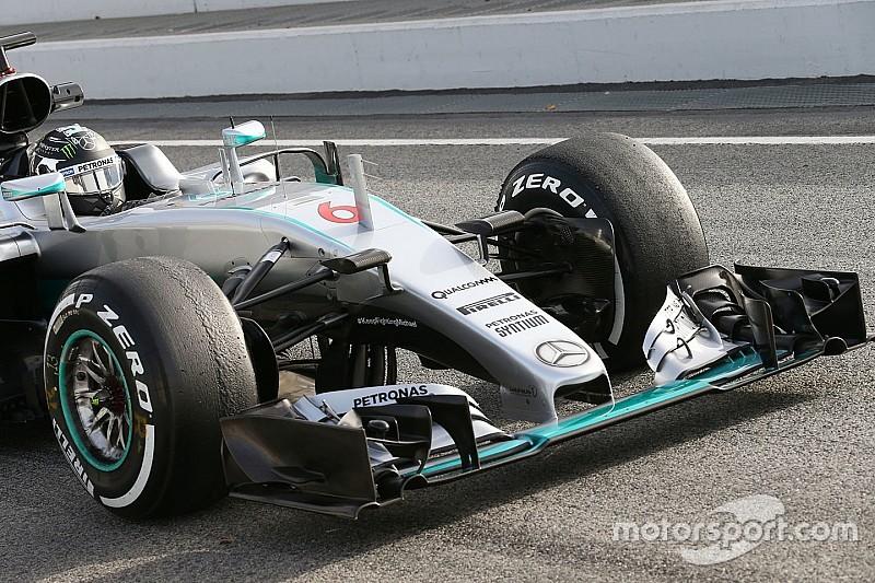 Légy te az, aki a helyszínen követi végig a Mercedes F1-es autójának bemutatóját
