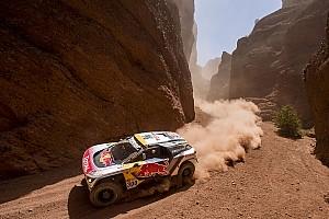 Dakar ステージレポート 【ダカール】3日目:ペテランセルが首位。トヨタは試練の1日